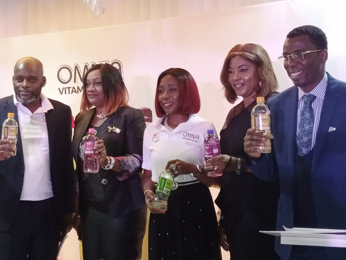 Nigeria's First Vitamin Water Omnia Enters Market - #Omniavitaminwater