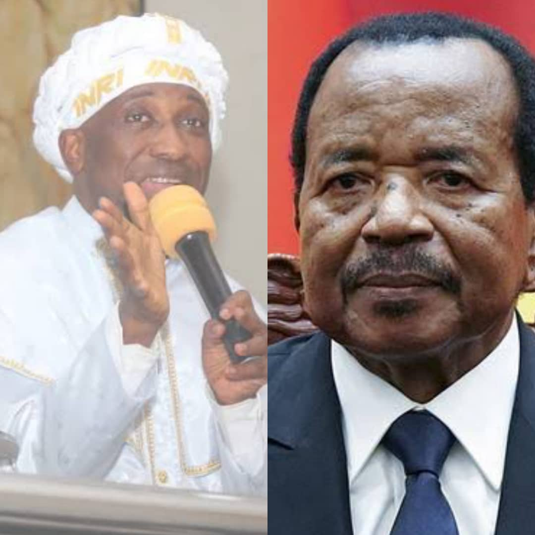Be At Alert As Your Government Will Soon Be Hijacked – Primate Ayodele Tells Cameroun President
