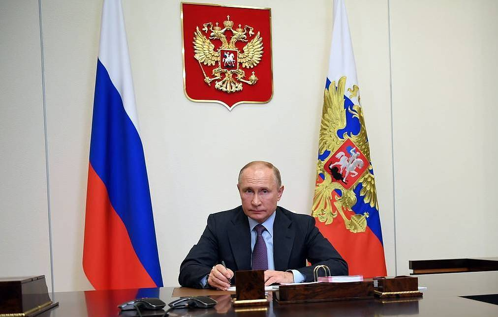 President Vladimir Putin Signs Law To Remain In Office Till 84th Birthday